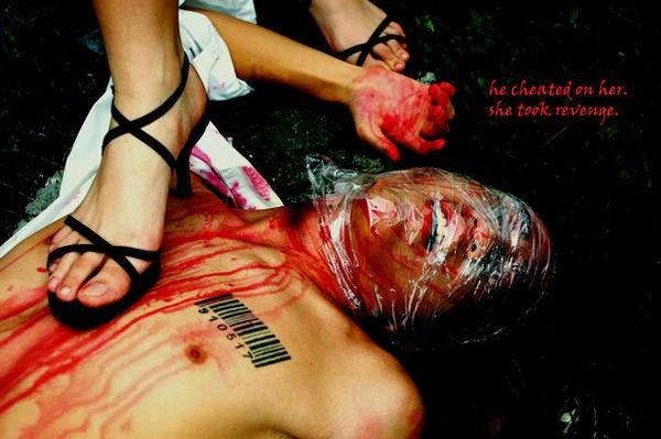 Revenge by S34nny