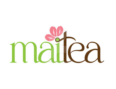 MaiTea Logo by JnArtnDesign