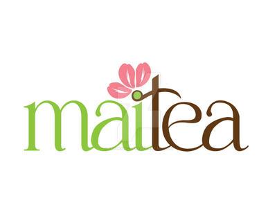 MaiTea Logo by JnArtnDesign