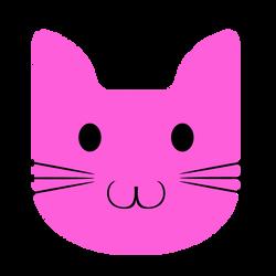 Oppa - Hell's Pink Cat by Celsilphe