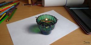 Icon-lamp 3D