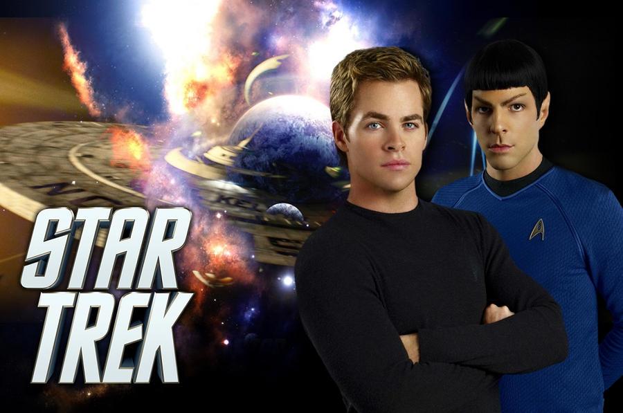 Star Trek 2 by PYdiyudie