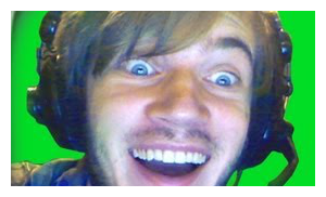PewdiePie stamp by White---Devil