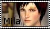 Mila stamp by WhiteDevil350