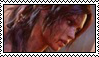 Tomb Raider stamp by LaraHaller