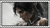 Tomb Raider stamp 2 by LaraHaller