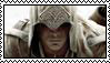 Connor Kenway stamp by LaraHaller