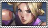 Nina Williams stamp 2 by WhiteDevil350