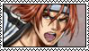 Hwoarang stamp 2 by WhiteDevil350