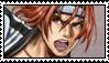 Hwoarang stamp 2 by White---Devil
