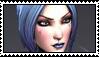 Maya stamp 2 by White---Devil