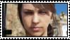 Quiet stamp by LaraHaller