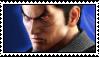 Kazuya Mishima stamp 3 by White---Devil