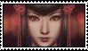 Kazumi Mishima stamp by White---Devil