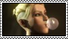 Cassie Cage stamp 2 by White---Devil