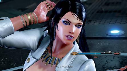 Tekken 7 Zafina customization 7
