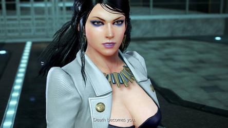 Tekken 7 Zafina customization 8