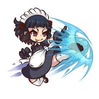 Maid Sd_V08 by narukkod
