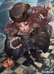 gotic steampunkV1+BG