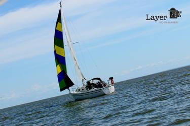 Sailing in Gimli II by sammy16944