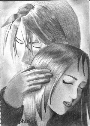 Squall and Rinoa- ShaskinTawuk by FinalFantasyClub