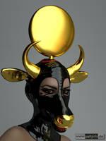 Hathor. by My-Rho