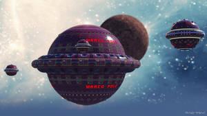Spaceships... (VI)
