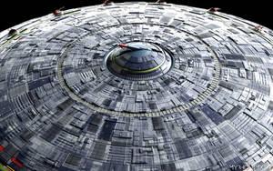 Space Ships.XXXI. (W.I.P.)