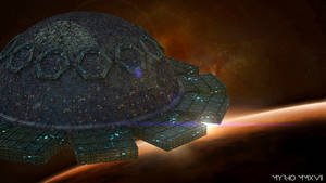 Space Ships.XXXIII.