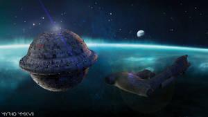 Space Ships.XXXIV.