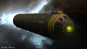 Space Ships.XXXV.