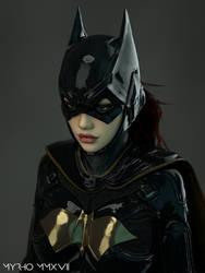 Batgirl. (2017.01) by My-Rho