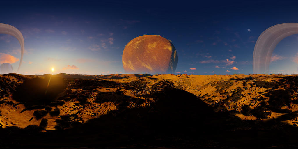 Exoplanet-panorama by My-Rho