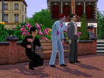 The Enforsers (Sims 3)
