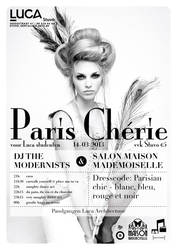 Paris Cherie by Aygon