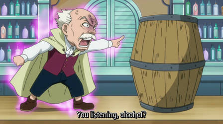 You listening, alcohol? by kanamelover101