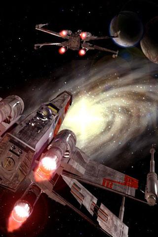 Star Wars Iphone Wallpaper by bo0ker