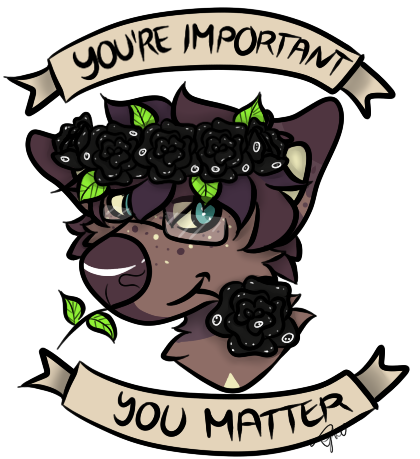 .:YCH:. You matter by Tigerfelix