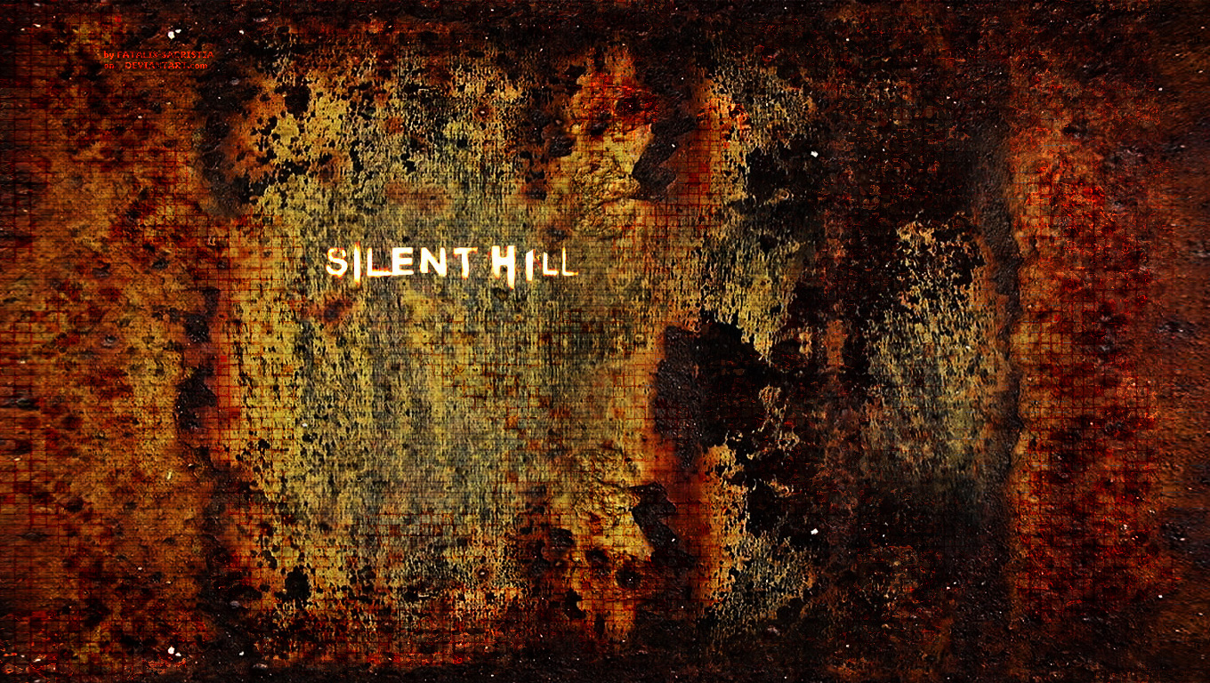 Silent Hill Rust Wallpaper By Fatalis Sacristia On Deviantart