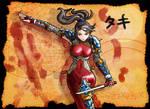 Soul Calibur IV - Taki fanart