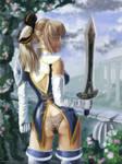 Soul Calibur IV - Cassandra