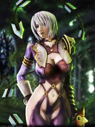Soul Calibur V - Ivy fanart