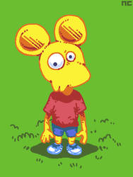 ratboy genius by Poop-Hat