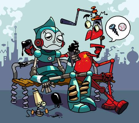 robots robuds