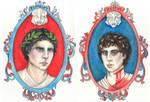 Romulus and Remus Retold -8-