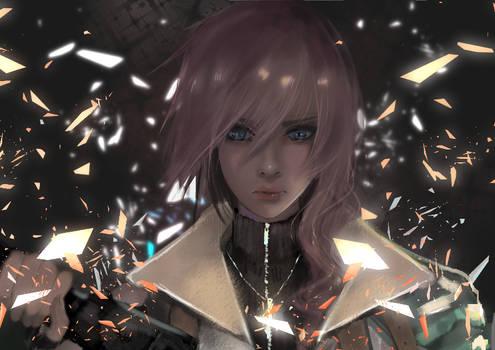 Lightning FF13