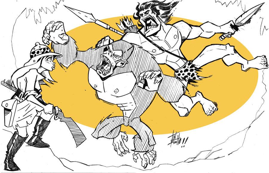 Tarzan of The Apes Book Tarzan of The Apes by Tinbetto