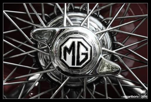 MG TC