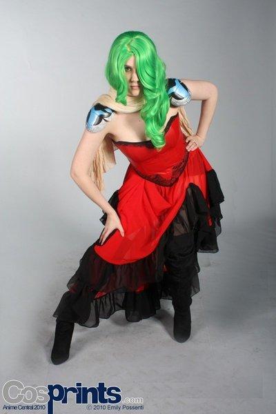 Xenogears Cosplay: Emeralda by CrimsonDomingo on DeviantArt