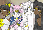 Princesses Soldiers